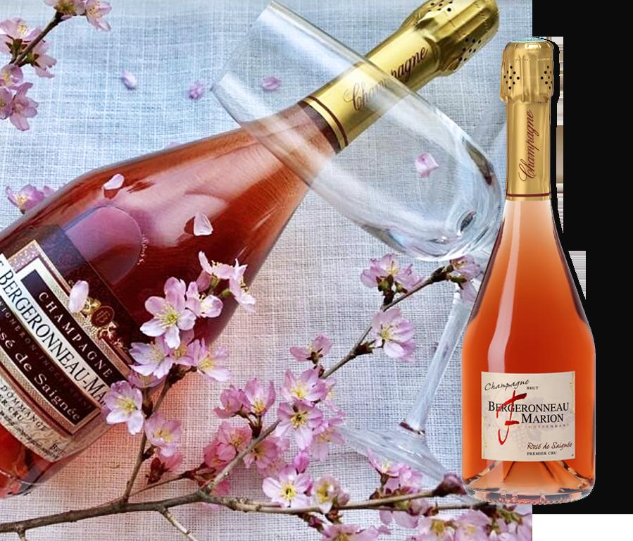 Rosé de Saignée :